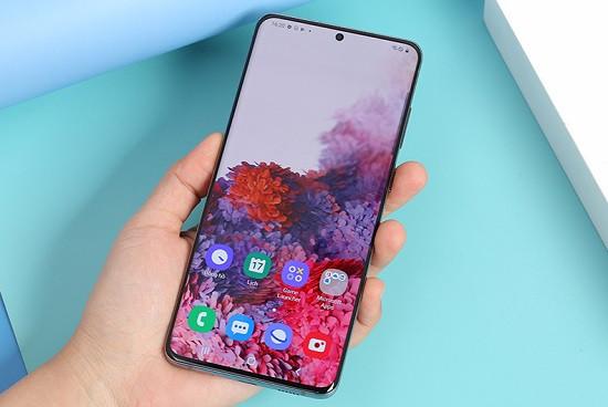 Samsung S20 Plus sóng yếu