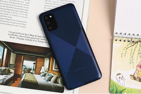 Thay loa ngoài Samsung A02s chất lượng cao