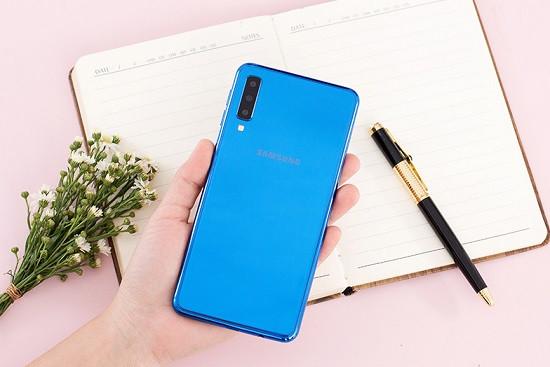 Thay loa ngoài Samsung A7 2018 chất lượng cao