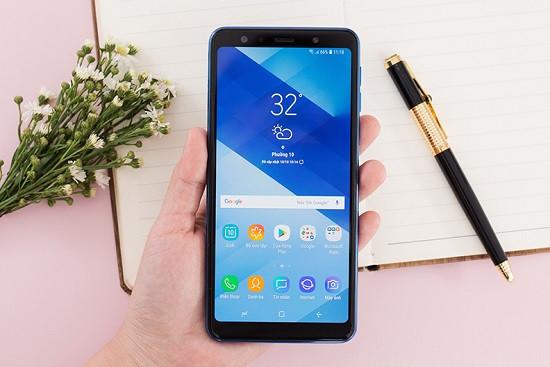 Thay loa trong Samsung A7 2018 chất lượng cao