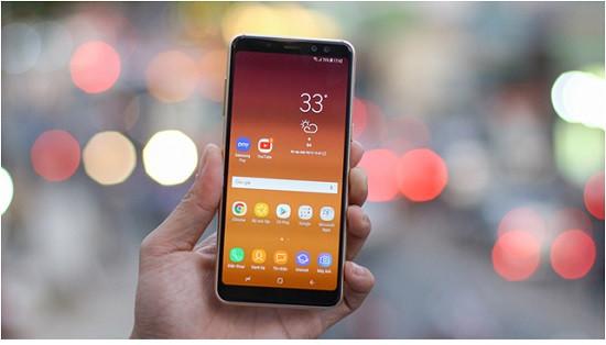 Thay loa trong Samsung A8 2018 giá rẻ lấy ngay