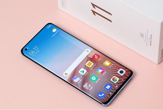 Thay màn hình Xiaomi Mi 11 uy tín
