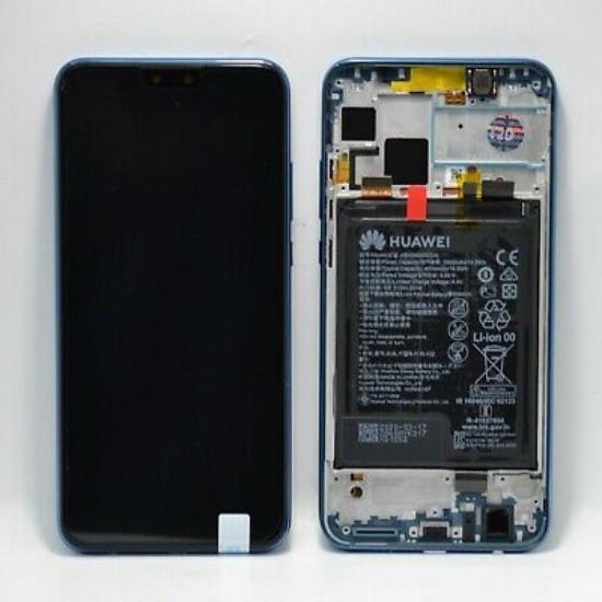Thay pin Huawei  Y9 2019