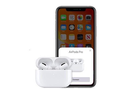 Điện thoại iPhone không nhận Airpods