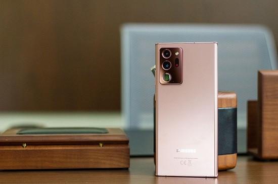 Điện thoại Samsung Note 20 Ultra không lên màn hình