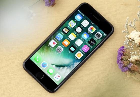 iPhone 7 bị nóng máy
