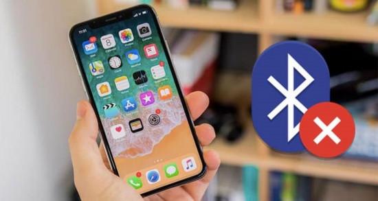 iPhone bật Bluetooth nhưng không hiện biểu tượng