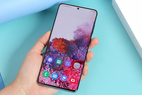 Khắc phục điện thoại Samsung bị treo màn hình không tắt được