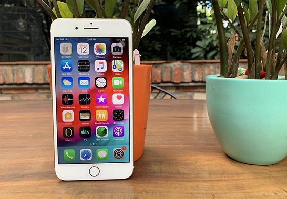 Khắc phục iPhone 7 Plus nhanh hết pin
