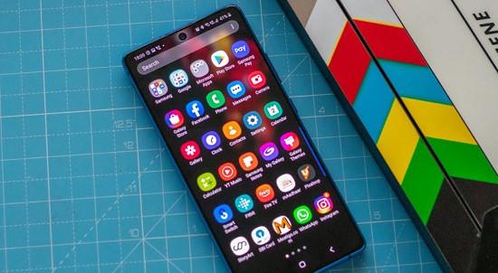 Không di chuyển icon tren Android được