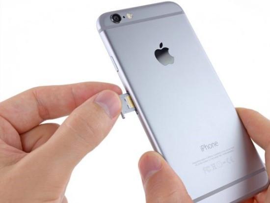 Bạn cần kiểm tra lại SIM trên iPhone