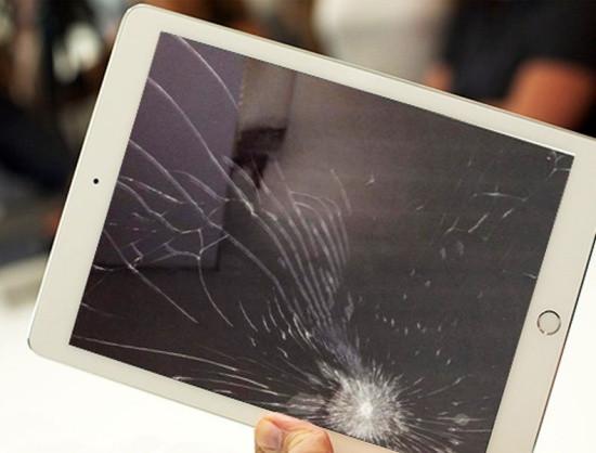 Mặt kính iPad Pro 10.5 bị bể