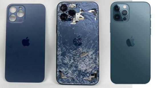 Nắp lưng iPhone 12 Pro Max