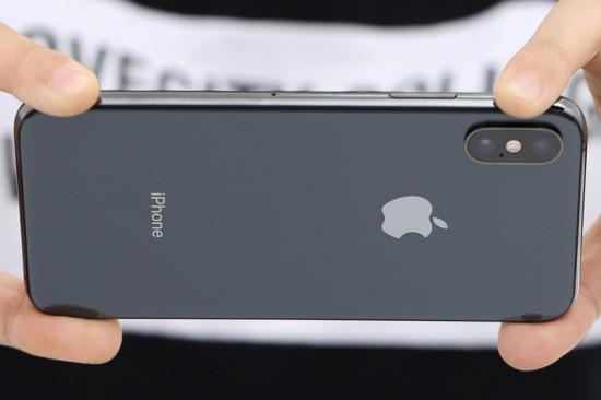 Nắp lưng iPhone Xs