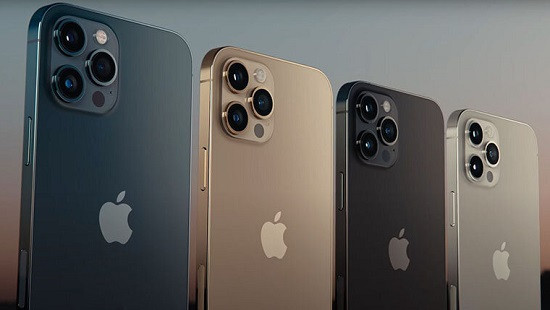 Thay kính camera iPhone 12 Pro chất lượng cao