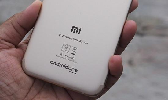 Thay loa ngoài Xiaomi Mi A1 giá rẻ lấy ngay