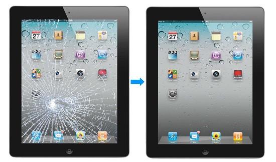 Thay mặt kính iPad 1 chất lượng cao