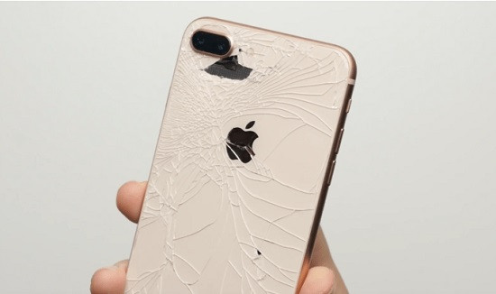 Thay nắp lưng iPhone 8 Plus chất lượng cao