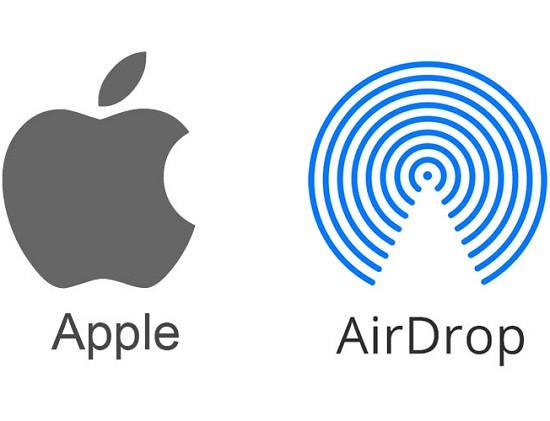 Airdrop trên iPhone