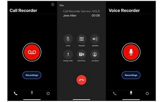 Cách ghi âm cuộc gọi trên iPhone 12