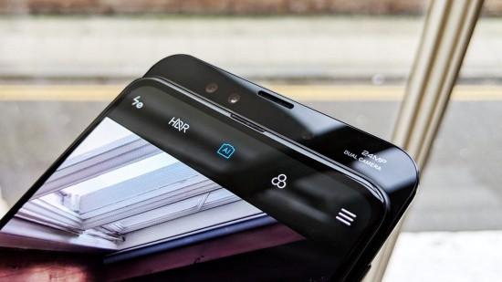 Camera trước Xiaomi Mi Mix 3