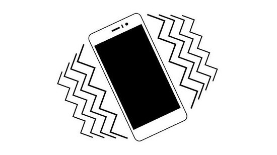 Chế độ rung của điện thoại Samsung