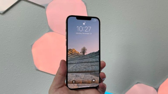 iPhone 12 Pro Max không rung