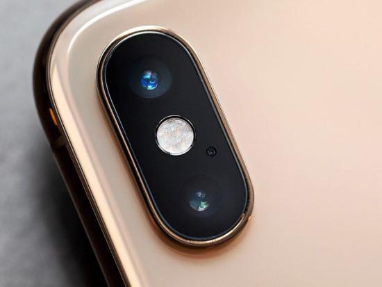 iPhone XS Max mất đèn Flash