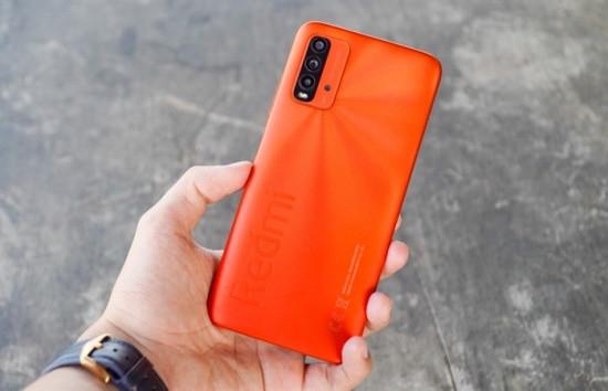 Loa trong Xiaomi Redmi 9T