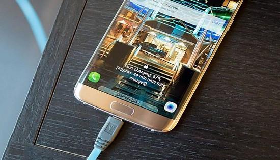 Lưu ý khi sạc pin Samsung