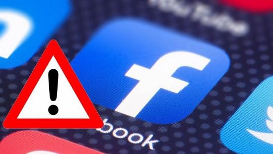 Lỗi đến từ chính Facebook