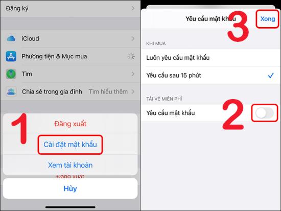Tải ứng dụng iPhone không cần mật khẩu