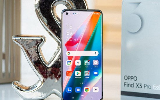 Thay camera trước Oppo Find X3 Pro uy tín giá rẻ