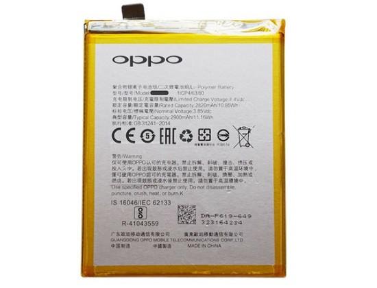 Thay pin Oppo F3 Lite (A57) chất lượng cao