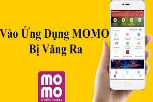 vao-ung-dung-momo-bi-vang-ra