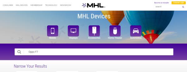 Cách kiểm tra Oppo có hỗ trợ MHL không?