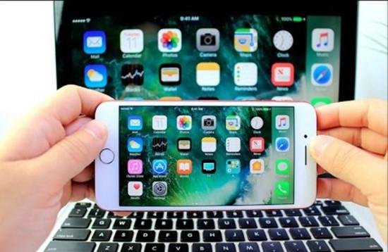 Cách quay màn hình iPhone lên máy tính