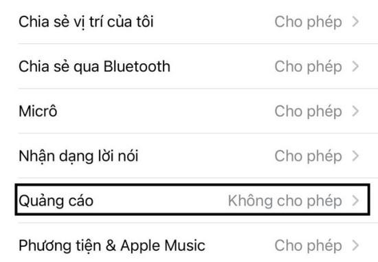 Chặn quảng cáo trên Youtube iOS 14 bước 3