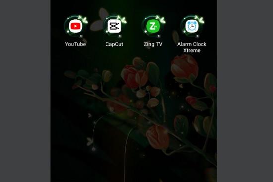 Gỡ báo ứng dụng báo thức không cần thiết Samsung