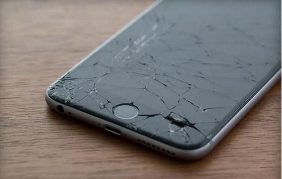 iPhone bị hư phần cứng