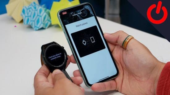 Việc kết nối Samsung Watch + iPhone sẽ có nhiều hạn chế