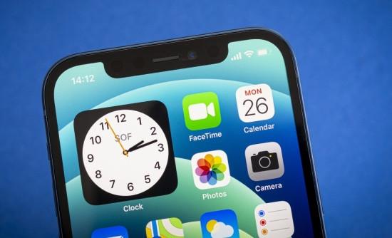 Không bật được camera trước trên iPhone