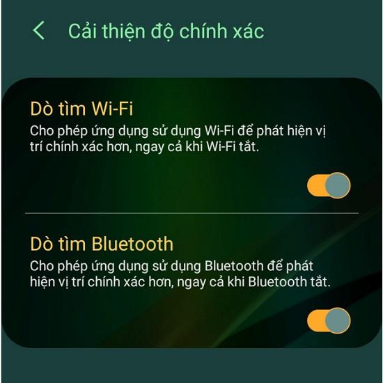 Nguyên nhân Bluetooth tự bật trên Android