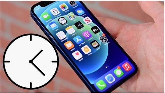 Sử dụng iPhone 12 trong thời gian dài