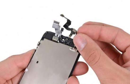 Thay cảm biến xoay màn hình iPhone