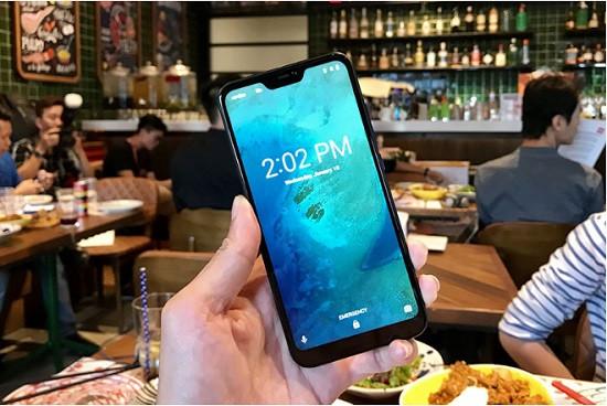 Thay camera trước Xiaomi Mi A2 Lite uy tín