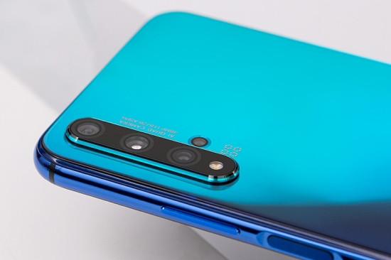 Thay kính camera Huawei Nova 5T
