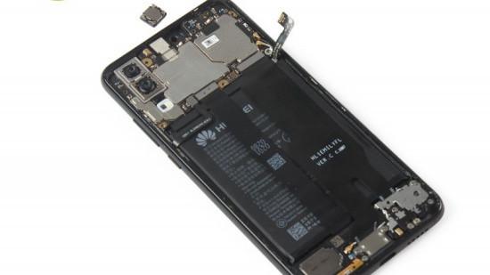 Thay loa trong Huawei P20 Pro