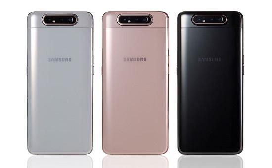 Thay vỏ Samsung A80 chất lượng cao