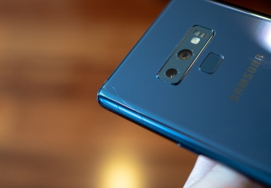 Thay vỏ Samsung Note 9